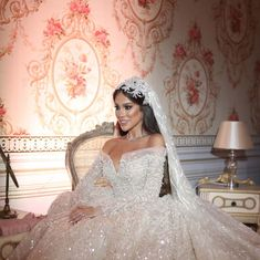 Fancy Wedding Dresses, Luxury Wedding Dress, Wedding Gowns, Dream Wedding, Prom Dresses, Cinderella Ballgown, Bride Gowns, Lace Dress, Ball Gowns