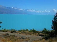Lake Pukaki & Mt Cook - New Zealand