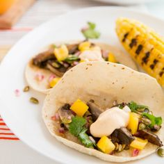 1000+ images about Tacos + Mushrooms on Pinterest | Tacos, Portobello ...