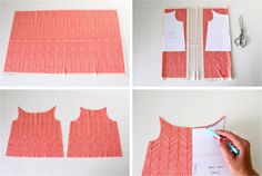 TUTORIAL and FREE PATTERN: Baby Tanks | MADE
