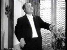 """Beniamino Gigli sings Scarlatti's """"Gia il Sole del Gange."""" 1949 - YouTube"""