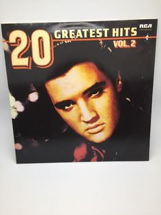 Elvis Presley 20 Greatest Hits Volume 2  RCA Vinyl LP in Music, Records, Albums/ LPs | eBay!