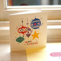 텐바이텐 10X10 : 크리스마스카드 ver.2 020 Merry Christmas Wishes, Christmas Greeting Cards, Christmas Greetings, Christmas Images, Christmas Time, Winter Illustration, Xmas Crafts, Simple Designs, Paper Shopping Bag