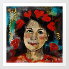 Collect your choice of gallery quality Giclée, or fine art prints custom trimmed by hand in a variety of sizes with a white border for framing. Some Things Never Change, Love Art, Color Combinations, Fine Art Prints, My Arts, Shower, Gallery, Painting, Inspiration