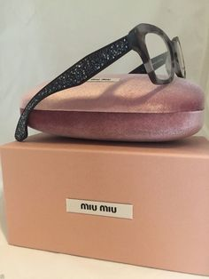 MIU MIU. MU 05OV Color: UBA1O1 - LILAC HAVANA SAND. Refused or unclaimed merchandise. | eBay!