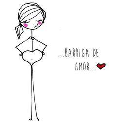 Quem está carregando uma barriguinha cheia de amor aí?! #gestação #gravidez #barrigadeamor #filhos
