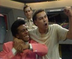 we're going home. the begining Red Dwarf, British Comedy, Book Tv, Going Home, Gazpacho Soup, Laughter, Snow White, Empire, Geek