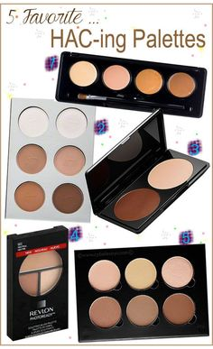 Every highlighting and contouring