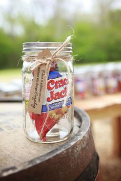 Cracker Jacks | Lindsey & Mike ~ 05/03/14 | Barn Weddings KY | The Barn at Cedar Grove | Outdoor Weddings Receptions KY | Farm Wedding KY | Country Wedding Kentucky | Rustic Chic Wedding Reception Venue KY | Barn Event Space Kentucky