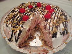 Princesses, Pies, & Preschool Pizzazz: Friday Pie-Day: Banana Split Pie