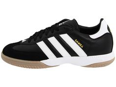 adidas Samba® Millennium Black/White - Zappos.com Free Shipping BOTH Ways