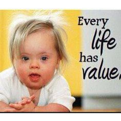 God created everyone the way they are. And it is GOOD. ((Friends don't count chromosomes.))