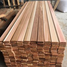 Western Red Cedar Cladding | eBay Cladding Ideas, Wall Cladding, Western Red Cedar Cladding, Dormer Bungalow, Red Cedar Wood, Barn Homes, Front Porches, Bungalows, Wood Wall