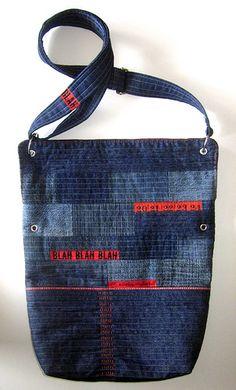 front of blah bag by bananaphone / Robin, via Flickr