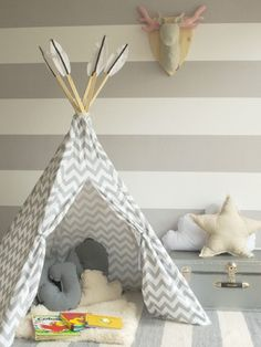 CARPA INDIA ♥ ALMOHADONES #tipi #teepee #cushion #MÖA ♥
