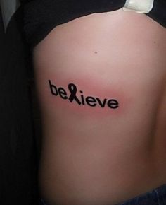 More Tattoo Images Under: Breast Cancer Tattoos