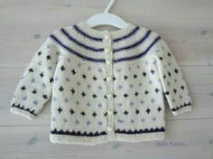 Knitting Charts, Baby Knitting Patterns, Knitting Designs, Baby Patterns, Crochet Bebe, Knit Crochet, Baby Barn, Crochet Books, Baby Cardigan