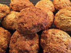 Breidablikkfruen: Glutenfrie rundstykker med havregryn og cottage cheese