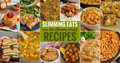Slimming Eats - over 700+ healthy delicious Slimming World Recipes with a fully searchable index