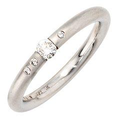Damen-Ring satiniert Platin 4 Diamant 0.20 ct. 60 (19.1) Dreambase,http://www.amazon.de/dp/B00AEEFXR2/ref=cm_sw_r_pi_dp_0O4Atb0EVNGWEJRT