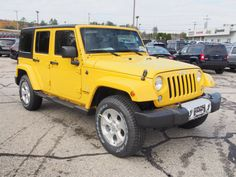 New 2015 Jeep Wrangler Unlimited Sahara 4x4 For Sale | Rochester NH