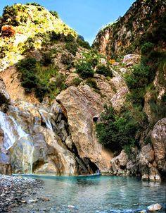 beauty of landscape at setif algéria..!