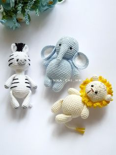 Unique Baby Gifts, Baby Girl Gifts, Newborn Toys, Baby Toys, Crochet Toys Patterns, Stuffed Toys Patterns, Cute Crochet, Crochet Yarn, Expecting Mom Gifts