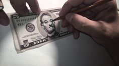 Artist Turns Abraham Lincoln's Face into Bill Murray's on a Five Dollar Bill