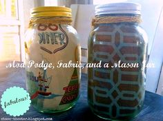 I shared this at One Artsy Mama's Fun in the Sun Summer Series a few weeks back, so in case you didn't catch it there, here it is!Here's a super easy tutorial on how to make fabric lined mason jars for any summer get together, and beyond! It's so simple! Here's what you'll need: Mason...Read More »