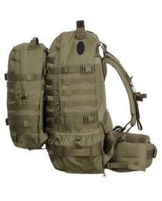 TASMANIAN TIGER 2 IN 1 PACK KHAKI