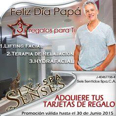 Solo quedan pocos días para el Día del Padre. Ya tienes que regalarle? #spa #DiaDelPadre #Regalo