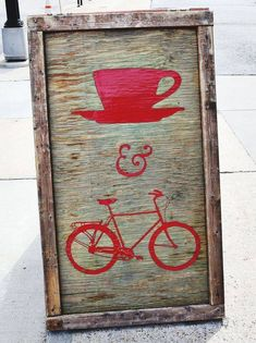 coffee and bikes
