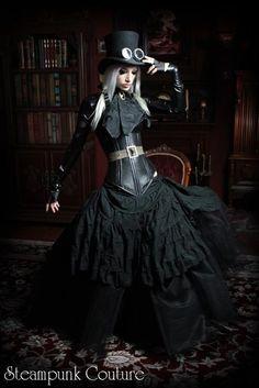 Steampunk fashion. A little bit different? Design your own bespoke perfume online http://www.designyourownperfume.co.uk here. #steampunk fashion #steampunk dress