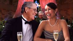 Mischievous Koch Brothers Trick Beautiful Woman Into Thinking There's Only One Of Them