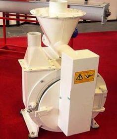 Raffinatore per cippato e segatura di legno di piccola capactà produttiva e nello stesso tempo economico.