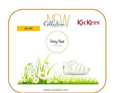 Δερμάτινο λευκό πέδιλο unisex. Ανατομικό με δερμάτινο πάτο και αντιολισθητική σόλα. Κλείνει με αυτοκόλλητο velcro για τέλεια προσαρμογή στοπαιδικό πόδι. Ιδανικό για τα πρώτα βήματα.#kickers Kickers, Children, Kids, Baby Boys, Child, Child, Babys, Babys, Babies