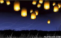 """Sky Lanterns Live Wallpaper  Android App - playslack.com , Enjoy amazing live wallpaper with HD quality!This live wallpaper offers you a relaxing and beautiful selection of backgrounds with ripple effect.Find amazing new live wallpaper and download colorful backgrounds completely free of charge!Wonderful 3D wallpaper is just a click away from you.Enjoy """"live wallpaper"""" and beautiful shiny and colorful background images.This amazing app for Android™ is completely free!Share this amazing app…"""