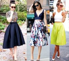 Skirts For Pear Shaped Women Outfits Pear Shaped Dresses, Pear Shaped Outfits, Mode Outfits, Fashion Outfits, Womens Fashion, Fashion Skirts, Fashion Clothes, Pear Shape Fashion, Triangle Body Shape