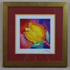 Another framed oil painting  3517c1996
