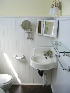 Corner sink idea? Tiny spaces with big impact