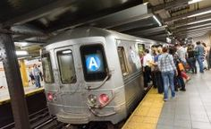 Four subway breakdancers beat up a straphanger on a Brooklyn train who objected to making room so they could do their routine.