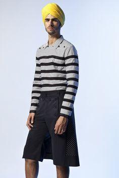 Jean Paul Gaultier Men's RTW Spring 2013 - Runway, Fashion Week, Reviews and Slideshows - WWD.com