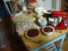 #miniature baking