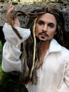 Sexy Pirate Johnny Depp by Mariko, via Flickr