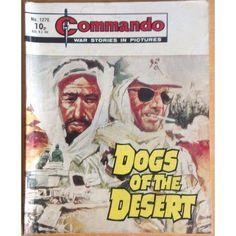 Commando Comic Picture Library #1270 War Action Adventure