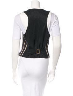 Stella McCartney Wool Vest - Outerwear - STL24560 | The RealReal