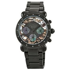 "JBW Women's JB-6233-C ""Victory"" Camouflage Chronograph Metal Watch JBW. $289.58. 3 functional chronograph sub dials; Camouflage printed dial; Illuminated hour and minute hands. Water-resistant to 330 feet (100 M). Highest standard Quartz chronograph movement. High quality black metal band with deployment clasp. Black bezel with diamonds; Diamond accented dial. Save 79%!"