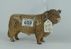 Top 25 Highest Selling Lots - Lot 659 - Beswick Silver Dunn Galloway 1746C - Sold for £400.00