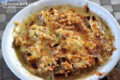 Täysin arkista- Sipulikeitto/Onion soup