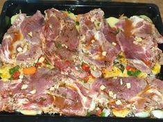 Lechon, Mexican Food Recipes, Food To Make, Beef, Salsa Ajo, Jaco, Queso, Foodies, Salads